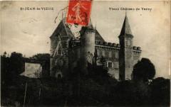 Saint-Jean-le-Vieux - Vieux Chateau de Varey - Saint-Jean-le-Vieux