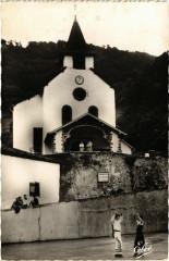Pays Basque - Arneguy - Sa Pittoresque Eglise - Arnéguy