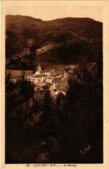 Aldudes - Le Bourg - Aldudes