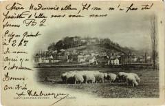 Saint-Jean-Pied-de-Port Vue de la Citadelle - Saint-Jean-Pied-de-Port