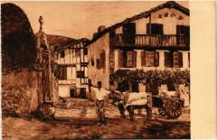 Pays Basque Un coin de Sare - Sare