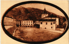 Pays Basque La Place a Sare - Sare
