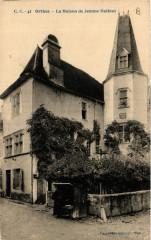 Orthez La Maison de Jeanne Dalbret - Orthez