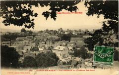 Oloron Sainte-Marie Vue générale du Quartier Sainte-Croix - Oloron-Sainte-Marie