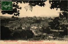 Oloron Sainte-Marie Vue générale du Quartie Sainte-Croix - Oloron-Sainte-Marie