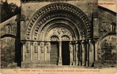 Morlaas Portique de l'Eglise - Morlaàs