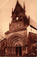 Morlaas Ancienne Capitale en Bearn-L'Eglise - Morlaàs