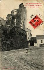 Lescar Les Ruines de la Vieille Tour - Lescar