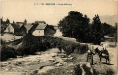 Bedous - Pont d'Orcun - Bedous