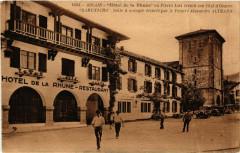 Ascain - Hotel de la Rhune - Ascain