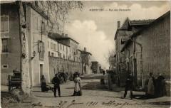 Montfort - Rue des Remparts - Montfort