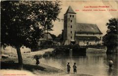 Les Basses-Pyrenées - Geronce - L'Eglise - Géronce