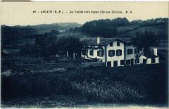Ascain - La Vallée vers Saint-Pée sur Nivelle - Ascain