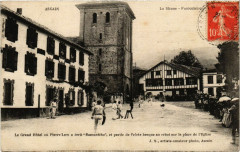 Ascain - La Rhune - Le Grand Hotel - Ascain