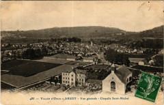 Arudy Vue générale-Chapelle Saint-Michel - Arudy