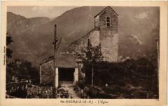 Sainte-Engrace - L'Eglise - Sainte-Engrâce