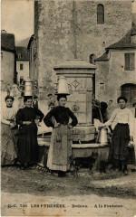 Les Pyrenées - Bedous - A la Fontaine - Bedous