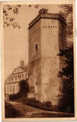 Coarraze - La Tour et le Chateau - Coarraze