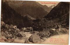 Vallée d'Ossau - Gabas - Sagette du Buzy et Pic de Soques - Buzy