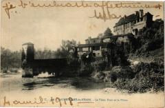 Sauveterre-de-Bearn - Le Vieux Pont et le Prison - Sauveterre-de-Béarn