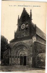 Morlaas Basses - Eglise Sainte-Foy - Morlaàs