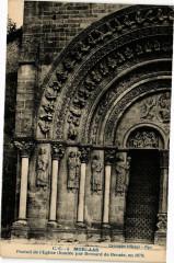 Morlaas - Portail de l'Eglise - Morlaàs