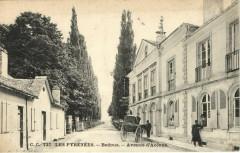 Les Pyrenées - Bedous - Avenue d'Accous - Bedous