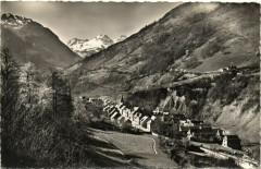Nos Belles Pyrenées Urdos Vue générale Le Mont Lazaque et le... - Urdos