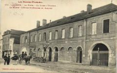 Les Basses-Pyrenées Lembeye - La Porte La Caisse d'Eparone - Lembeye