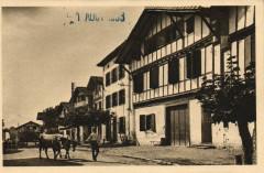 La Douce France - Le Pays Basque Ainhoa (Basses-Pyrenées) La... - Ainhoa