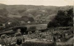 Biriatou (Bassses-Pyrenées) La terrouse et les Jordins du - Biriatou