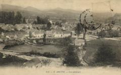 Arette - Vue générale - Arette