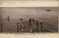 Aérium de la Fondation Wallerstein a Ares Gironde - Le Bain - Arès