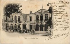 Blaye - L'Hotel de Ville - Blaye