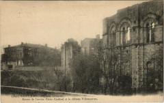 Saint-Emilion pres Libourne - Ruines de l'ancien Palais Cardinal - Saint-Émilion