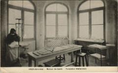 Ares - Maison de Santé - Fondation Wallerstein - Arès