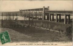 Cubzac-les-Ponts - Le Pont du Chemin de Fer - Cubzac-les-Ponts