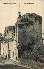 Bourg-sur-Gironde - Porte de Blaye - Blaye