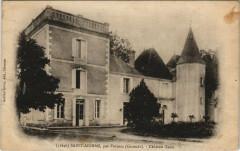 Saint-Aignan par Fronsac - Chateau Tasta - Saint-Aignan