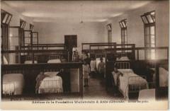 Aérium de la Fondation Wallerstein a Ares - Arès