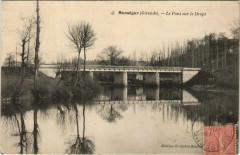 Monsegur - Le Pont sur le Dropt - Monségur