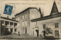 Puisseguin - Chateau de Puisseguin - Puisseguin