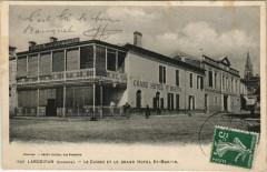 Langoiran - Le Casino et le Grand Hotel Saint-Martin - Langoiran