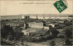 Cubzac-les-Ponts - Le Pont des Piétons - Cubzac-les-Ponts