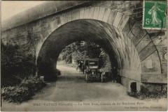 Vayres - Le Pont biais chemin de fer Bordeaux Paris - Vayres
