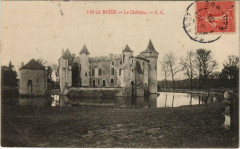 La Bréde - Le Chateau - La Brède