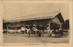 Barsac - La Halle - Barsac