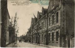 Cadillac-Garonne - Ecole D'Agricultures - Cadillac