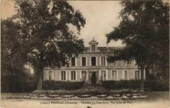 Fronsac - Chateau La Dauphine - Vue prise du Parc - Fronsac