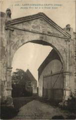 Saint-Germain-de-Graves - Ancienne Porte dite de la Grande Maison - Saint-Germain-de-Grave